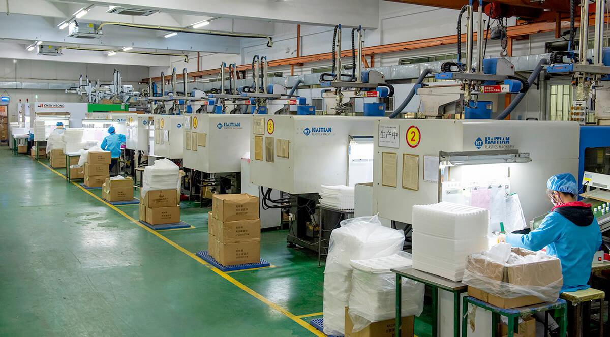 世邦塑胶-注塑成型量产