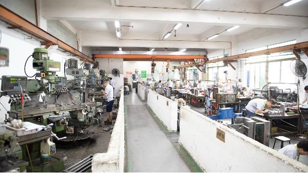 塑料制品厂加工注塑模概论及组成