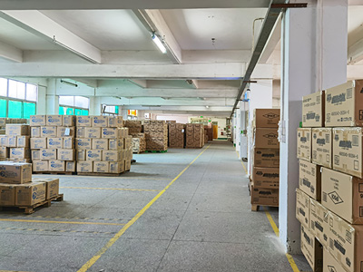 世邦塑胶-仓库存储