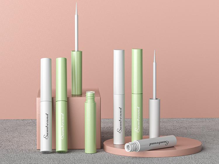 化妆品生产厂家定制空管眼线笔包材