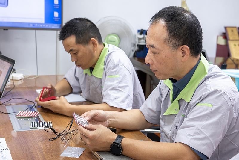 世邦注塑加工公司模具工程师