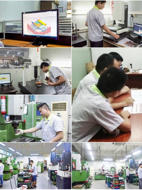 IMD面板iml面板塑胶模具开模厂家