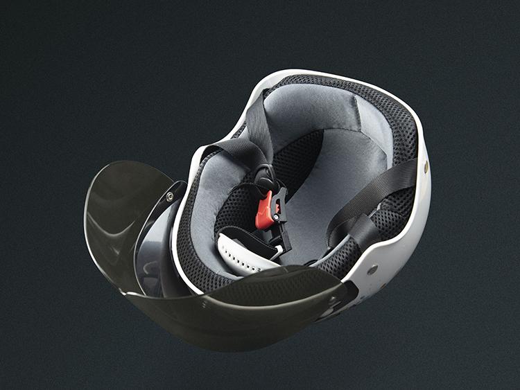 厂家批发电动车儿童头盔安全帽半盔