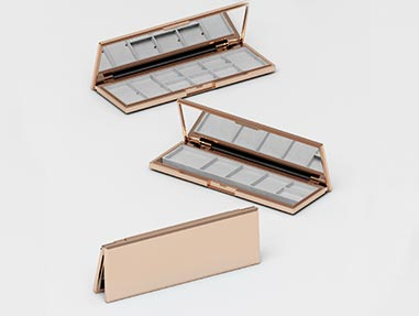 眼影盒化妆品注塑件
