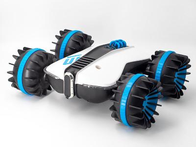 电子摇控车注塑件