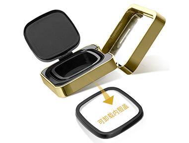 化妆盒注塑件