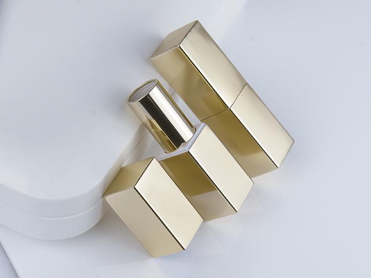 金色磁吸口红管加工