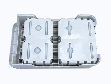 心电图塑胶外壳注塑件